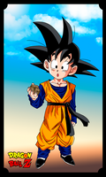 Goten kid Card by aliensurxx