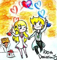 Zelink Love Lab by Derochi