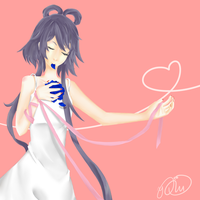 Tianyi in love! Maybe... by XxxXFedXxxX