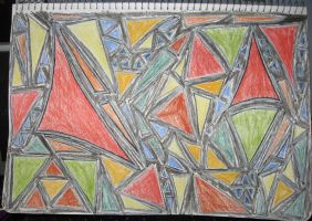 Triangles by frostilicusfrost