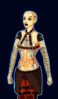 Mass Effect 2 : The Convict by trishna87