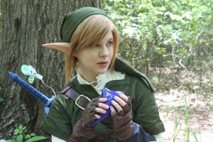 Ocarina of Time by EmilyScissorhands