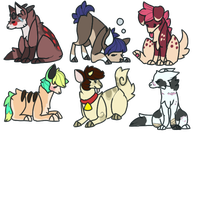 Chibi Batch! Closed for now! by Boxpet