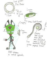 Mut SARS Weapon Ref by CoccineousCephalopod