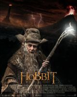 Radagast the Brown - The Hobbit by YoungPhoenix3191
