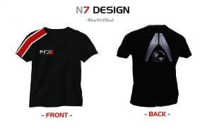 N7 DESIGN by BlueWolfSoul