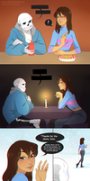 .:UT:. Unintentional Dating by kamillyanna
