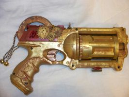 Steampunk Maverick mod side 2 by MasqueradeLover