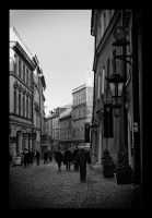 In the streets of Lublin II by NetGhost03