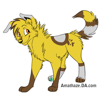 Dog adopt -closed- by Sketch40
