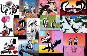 Pepe Le Pew by colodgeartist