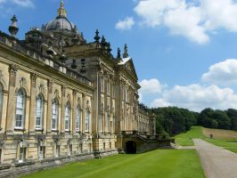 Castle Howard Stock 6 by Queenselphie
