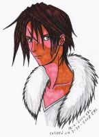 Squall Marker Colored by sillyseaspirit