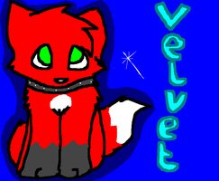FOR: velvetthefox by paragonthapuppy