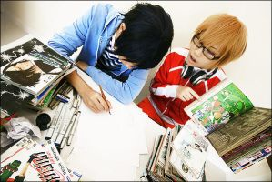 Bakuman by felon69