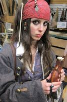 Elo Sparrow - Gibbs rum by elodie50a