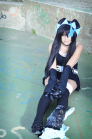 Black Rock Shooter Beast by Junicchi