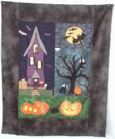 Haloween Quilt by torywest