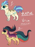 [AUCTION CLOSED] Virva by Girryy