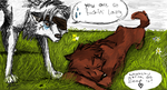 Collab: Lazy by jolly2