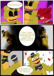 FNAF - Odd One Out (Page 14) by Aggablaze