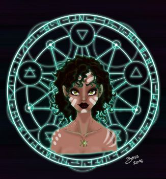 VooDoo Witch by Bess93