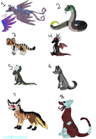 Stitchy Adoptables [CLOSED] by LavaSpinosaurus