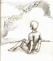 Airplanes by goldenthyme