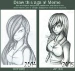 Draw This Again #7  by Alyxander12