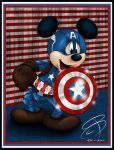 July 4th Mickey by RCBrock