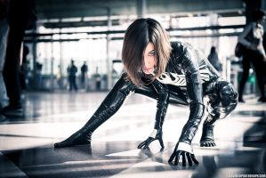 Female Venom by RocknamLee