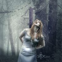 When the Sun Touches Her........ by vampirekingdom