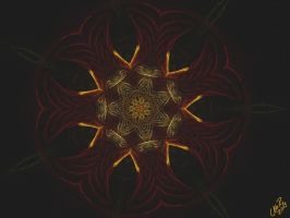 Caleidoscope of: Variations On  A Julia by uterueger