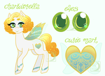 (NG)Princess Charidotella by DEATHANDTHEMOON