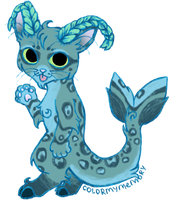 Catpricorn A1 adopt OPEN by colormymemory