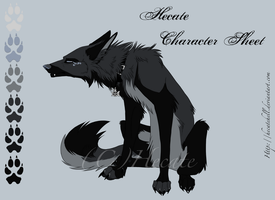 Hecate character Sheet 2011 by hecatehell