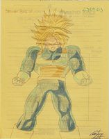 Trunks by DrawingSpirit2015