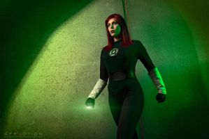 Green Lantern by MissSinisterCosplay