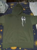 Mother Nature hoodie front by jrobbo