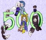 Happy 500th by darkelvenmage