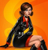 Cate Archer from No One Lives Forever by ebagg