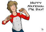 National Pie Day 2015 by TR1Byron