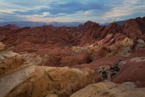 Valley of fire by Brettc