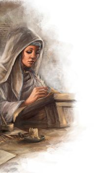 The Scribe by Remton