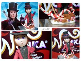 Wonka Sweet Doll by amoykid