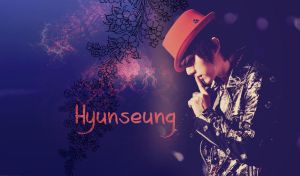 Hyunseung wallpaper by Diam-s