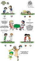 Boring Games in Africa by andreshanti
