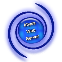 Abyss server icon with text by Yangaroo