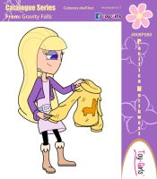 Toy Girls - Ctgue Series 80: Pacifica Northwest by mickeyelric11