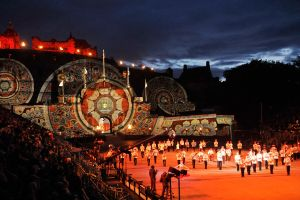 Edinburgh Military Tattoo 7 by wildplaces